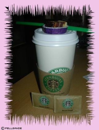 Starbucks Kaffee!