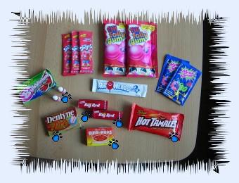 Zimtiges Allerlei von American Candy!